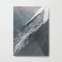 Sea 15 Metal Print