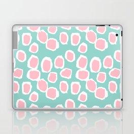 Hayden - abstract trendy gender neutral colorful bright happy dorm college decor pattern print art Laptop & iPad Skin