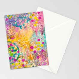 Summer Feast Stationery Cards