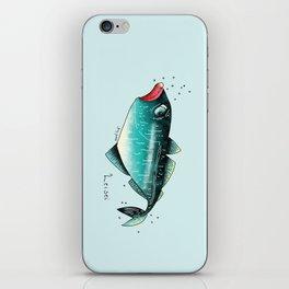 Triste dyr: Leisei iPhone Skin