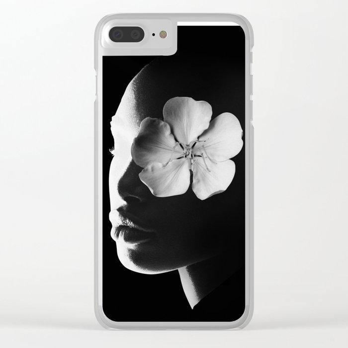 Mulata, Bossa Nova. Clear iPhone Case
