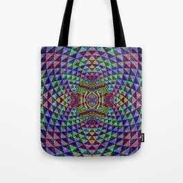 Starry Vision Tote Bag