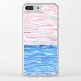 Bahama Breeze Clear iPhone Case