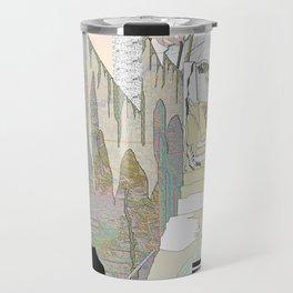 Labyrinthe De L'amour Travel Mug