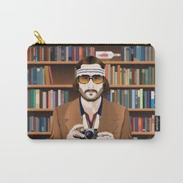 Richie Tenenbaum Carry-All Pouch
