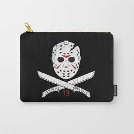 Jason mask Carry-All Pouch