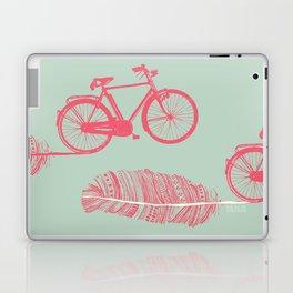 Feather Bike Laptop & iPad Skin