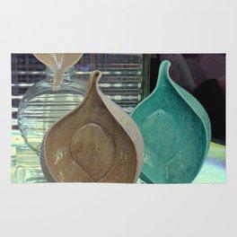 China Bowl, 2, 3 Rug