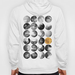Cosmopolitan Abstract Hoody