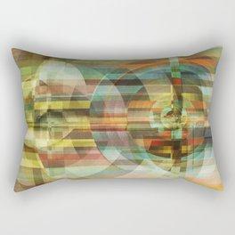 echo of better days Rectangular Pillow