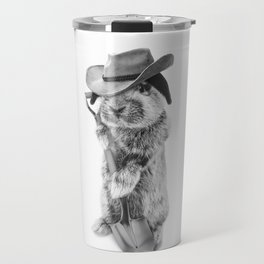 JOHNNY CARRO Travel Mug