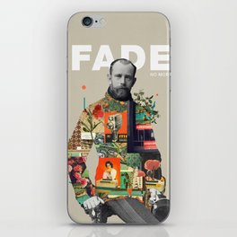 Fade No More iPhone Skin