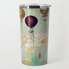 High in the Sky Travel Mug
