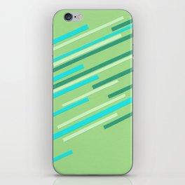 Speed II iPhone Skin
