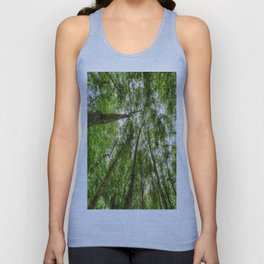 Nature Reaching For The Sky Unisex Tank Top