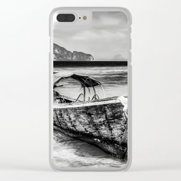 Longboat Thailand Clear iPhone Case