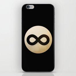 Infinity Ball iPhone Skin