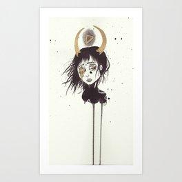 Ill Luminati Art Print