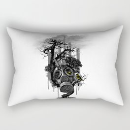 DIRTY WEATHER Rectangular Pillow