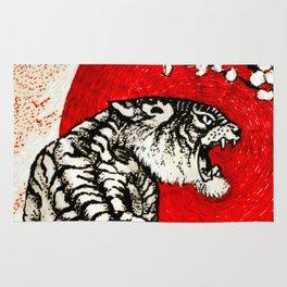 Japan Tiger Rug