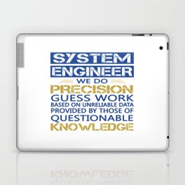SYSTEM ENGINEER Laptop & iPad Skin