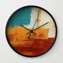 Space View Wall Clock