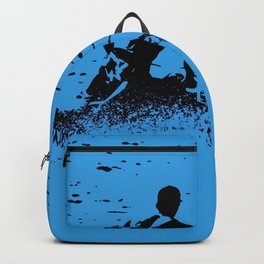 Blue Waters - Jet Ski Fun Backpack
