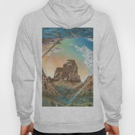 Colorado National Monument Polyscape Hoody
