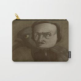 Poe and the Raven Carry-All Pouch