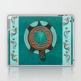 Visitors Anasazi Folk Art Laptop & iPad Skin