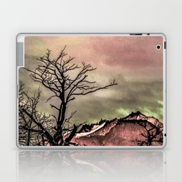 Fantasy Landscape Illustration Laptop & iPad Skin
