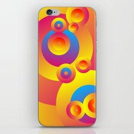 Cosmogony #06 iPhone Skin