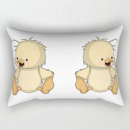Darling Duckling Rectangular Pillow