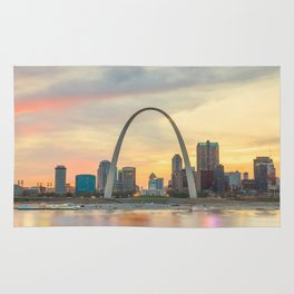 St Louis - USA Rug