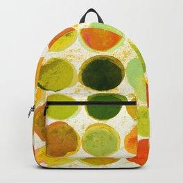 unripe fruit Backpack