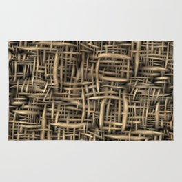 3d background, texture of wood, seamless Rug