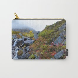 Independence Mine Waterfall Carry-All Pouch