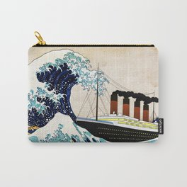 BIG SHIP big wave Carry-All Pouch