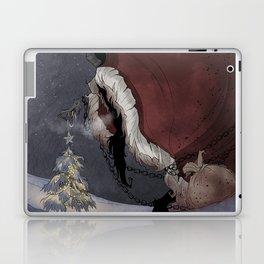 Krampus Christmas Laptop & iPad Skin