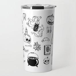 halloween flash Travel Mug