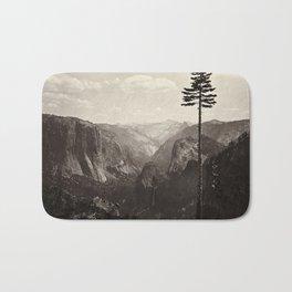 Yosemite Valley, California Bath Mat