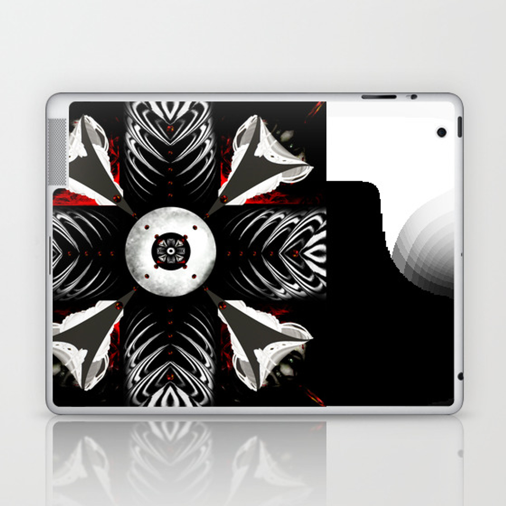 A Cry From Within Laptop & Ipad Skin by Alemessier LSK8821073