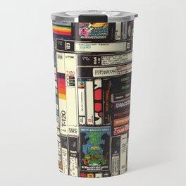 Cassettes, VHS & Games Travel Mug