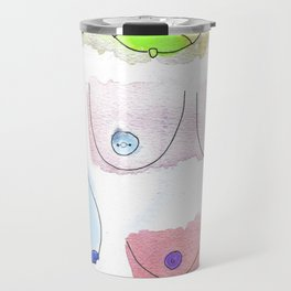 All Bodies are Diffrent Travel Mug