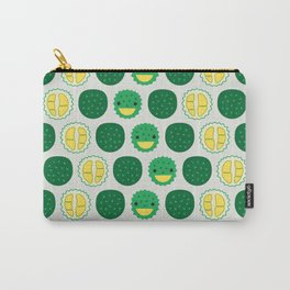 Dotty Durians II - Singapore Tropical Fruits Series Carry-All Pouch