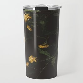 Yellow Night Travel Mug