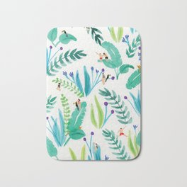 Toucan jungle Bath Mat