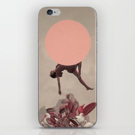 The Fall iPhone Skin