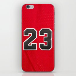 Michael 23 Jordan Chicago Bulls iPhone Skin