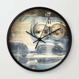 Corvete Wall Clock